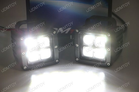 Ford Raptor LED A Pillar Light