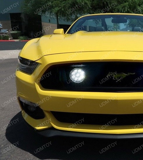 Ford Mustang Rally Style LED Lighting Kit