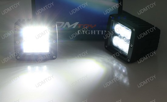 Toyota FJ Cruiser LED Cowl Light Kit