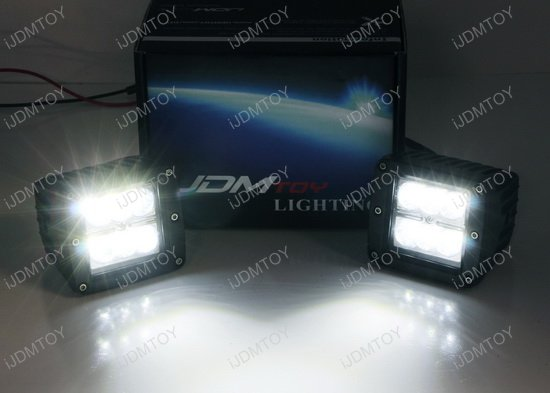 Toyota Tundra Rigid LED Fog Light Kit