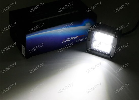 Ford Raptor LED Pod Light Kit