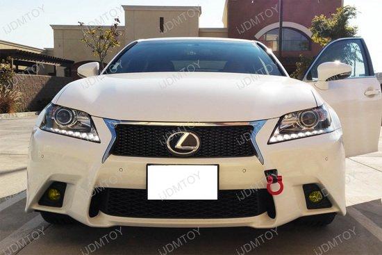 Lexus GS F-Sport Fog Lamps