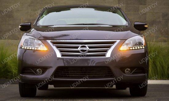 Nissan Sentra OEM Style Fog Lights