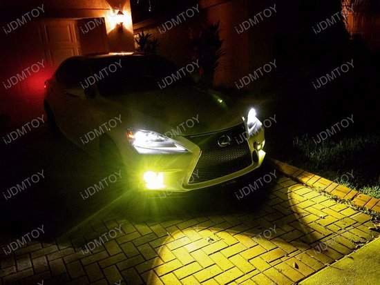 Lexus IS F-Sport OEM Style LED Fog Lights
