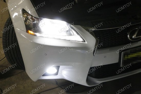Lexus GS F-Sport OEM Style LED Fog Lights