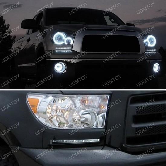 Toyota Tundra Sequoia Oem Fit Led Daytime Running Lights