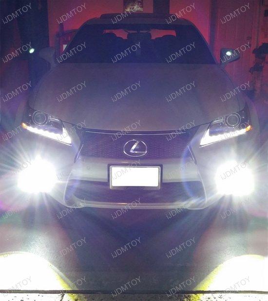 Lexus GS F-Sport OEM Style LED Fog Lights