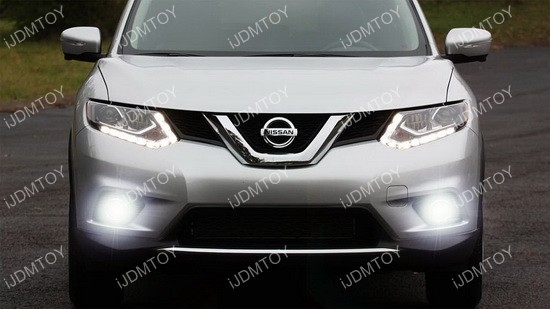 Nissan Rogue Led Fog Light Kit on Nissan Engine Wiring Harness