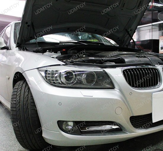 High Power LED Daytime Running Lights For BMW E90 LCI 3 Series