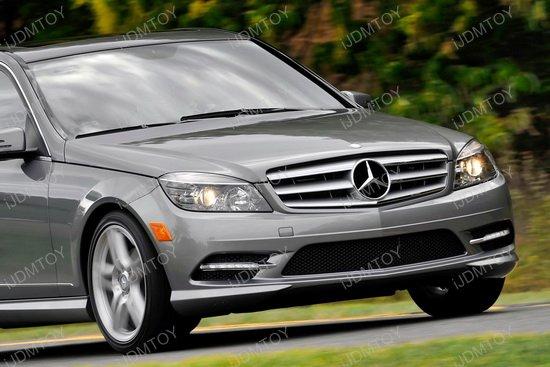 OEM Spec Mercedes LED Daytime Running Light