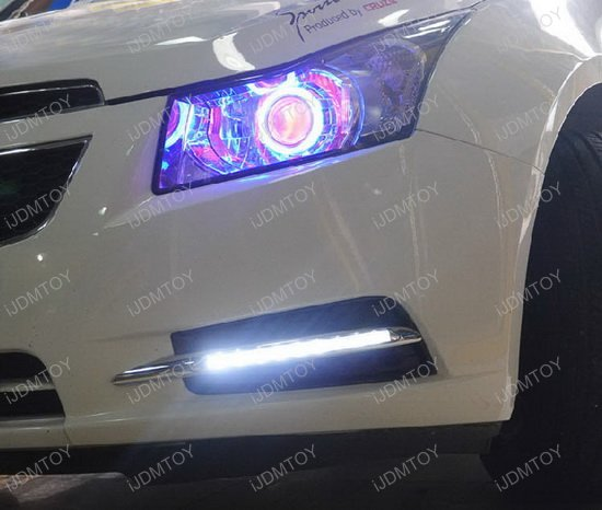 Chevy Cruze LED Daytime Running Lights