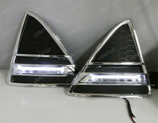 2012 and up Ford Focus LED Daytime Running Lights