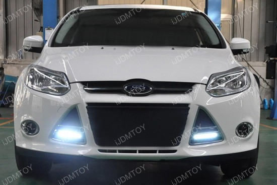 2012-2014 Ford Focus LED Daytime Running Lights