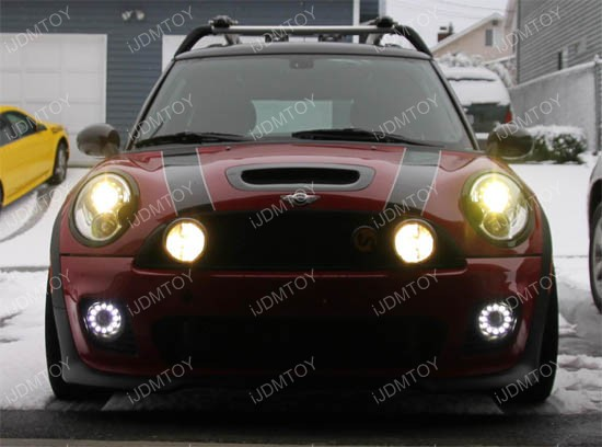 MINI Cooper OEM Fit LED Daytime Running Lights