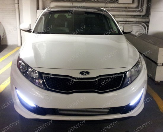 Kspeed Kia Optima K5 Glow Stick Oem Fit Led Daytime