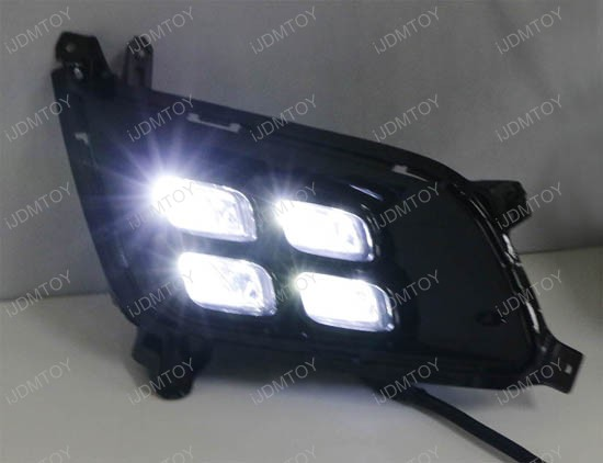 2014-up Kia Optima K5 LED Daytime Running Lights