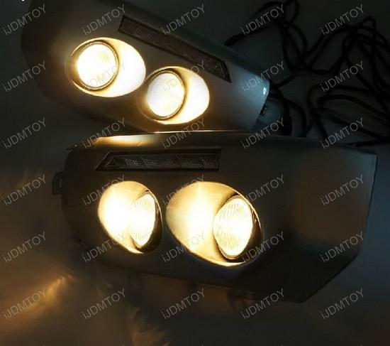 install projector fog lights ijdmtoy