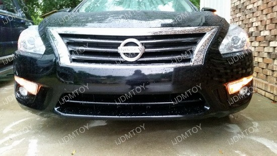 Nissan Altima Direct Fit LED Daytime Running Lights