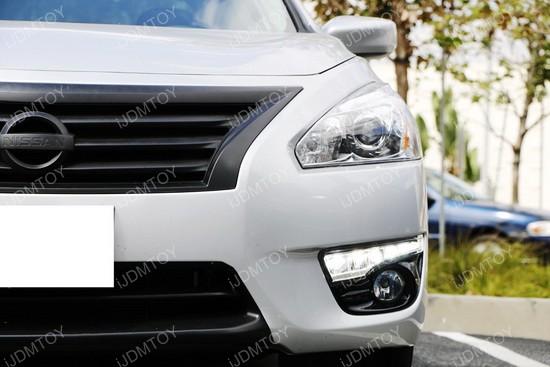 Nissan Altima Direct Fit LED Daytime Running Lights