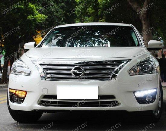 Nissan Altima Switchback Led Daytime Running Lights W