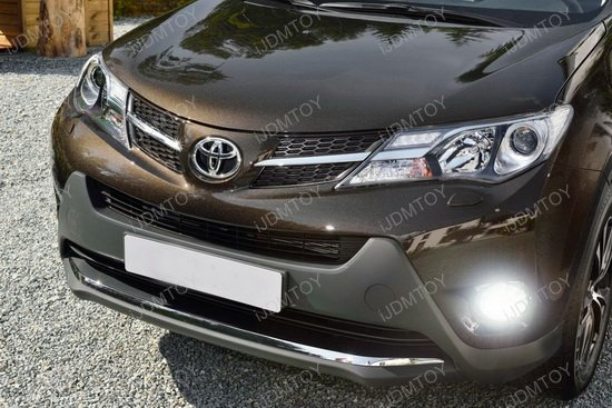Toyota Rav4 Land Cruiser High Power Led Daytime Running Lights