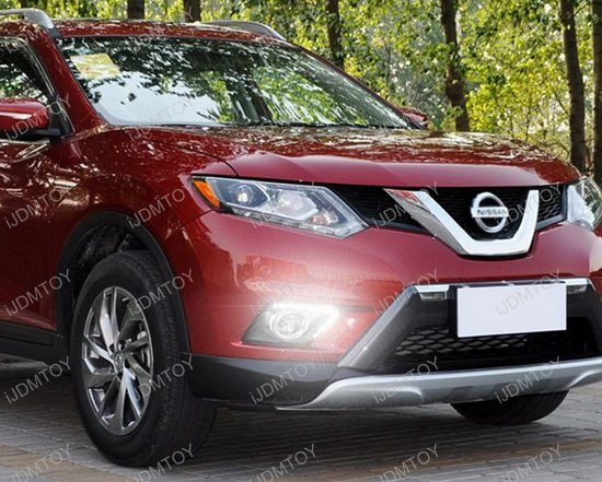 Nissan Rogue OEM Style LED Daytime Running Lights