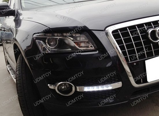Audi Q5 OEM Fit LED Daytime Running Lights