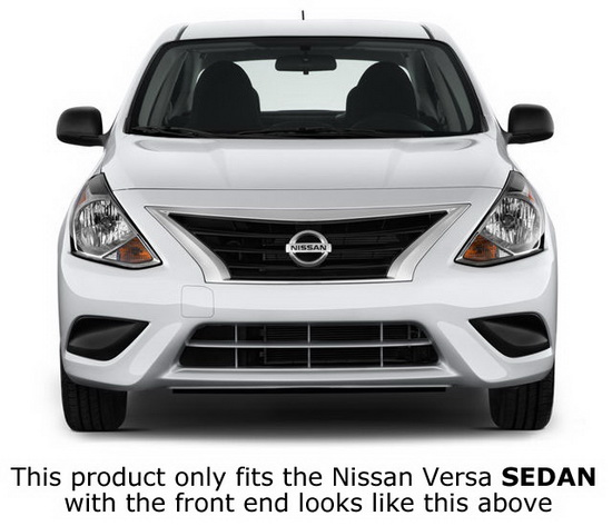 2015 Up Nissan Versa Sedan High Power Led Drl Lights