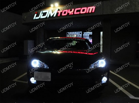 Scion FRS Projector Fog Lamps