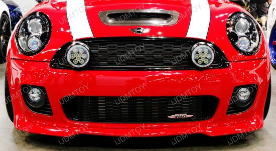 Mini Cooper High Led Rally Lights