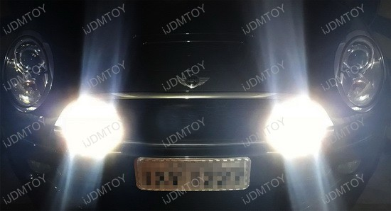 MINI Cooper High Power LED Rally Lights