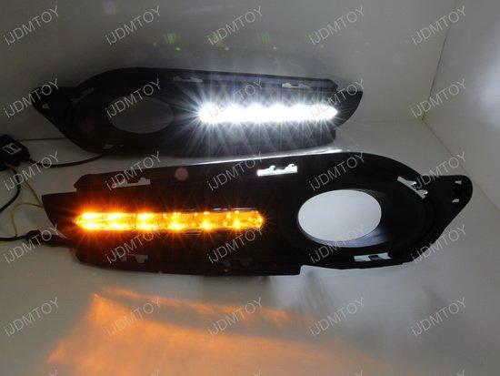 Honda HR-V OEM Fit LED Daytime Running Lights