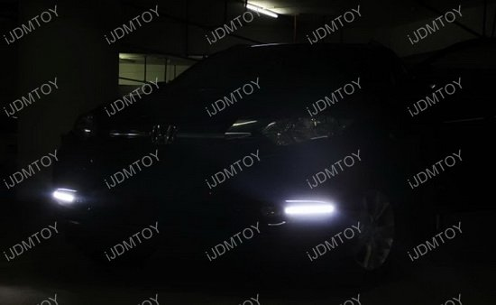 Honda HR-V OEM Fit LED Daytime Running Lights