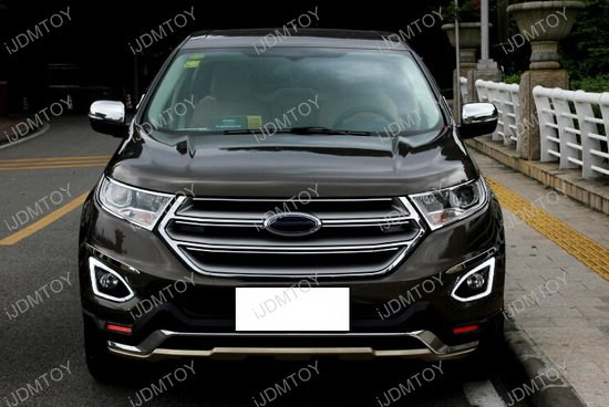 Ford edge battery indicator jumps
