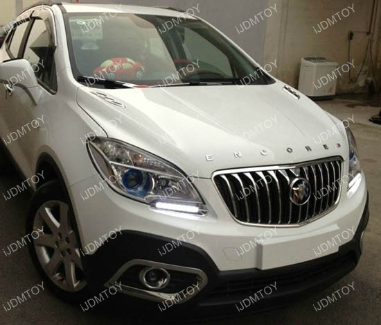 Buick Encore LED Daytime Running Lights