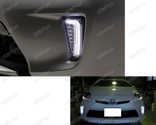 Toyota Prius LED Turn Signal DRL Lamp