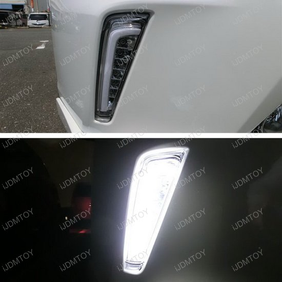 Toyota Prius V LED Daytime Running Light