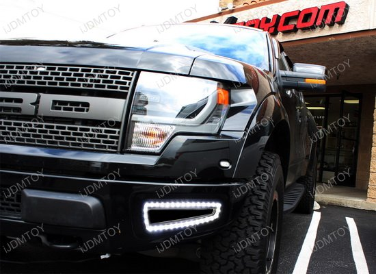 Ford F150 Raptor LED Daytime Running Lights