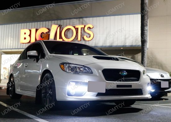 Subaru Wrx Jdm Led Daytime Running Light on wiring led strip lights