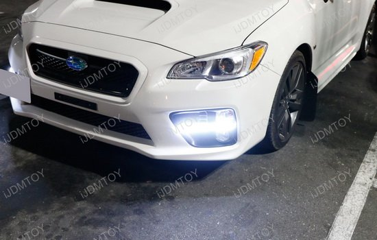 Subaru WRX JDM LED Daytime Running Light