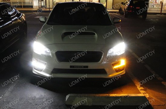 Subaru WRX JDM Switchback LED Daytime Running Light