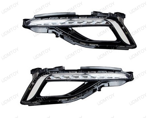 Hyundai Sonata SE LED Daytime Running Lights