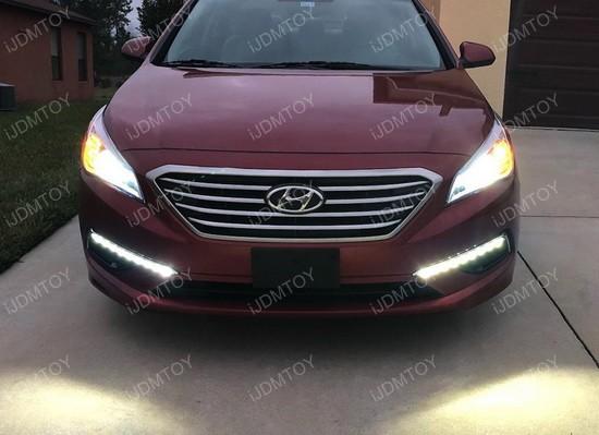 Hyundai Sonata SE LED Daytime Running Lights
