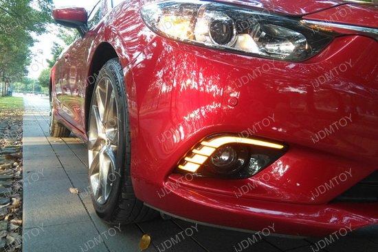 Mazda 6 Atenza LED DRL