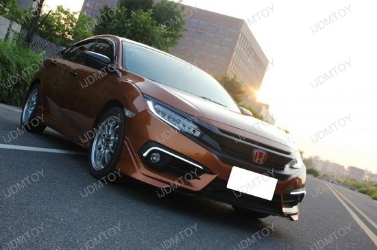 Honda Civic LED Daytime Running Light