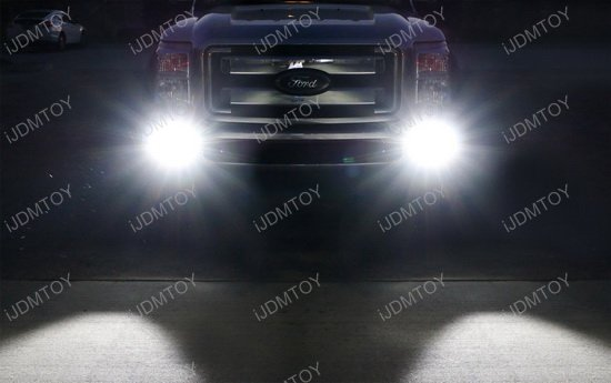 Ford F250 F350 OEM 40W Fog Light