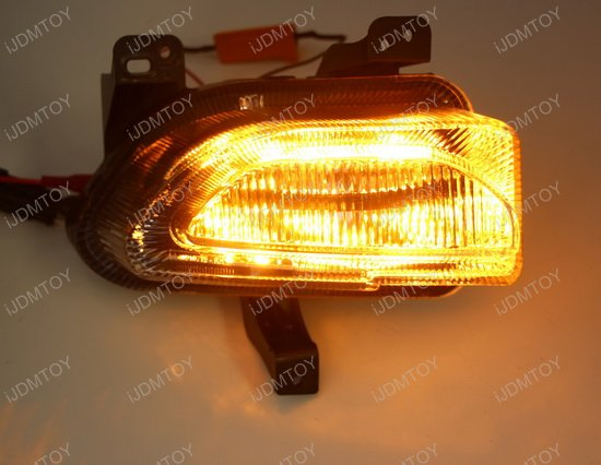 Jeep Renegade LED Daytime Running Light