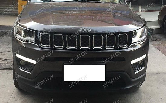 Jeep Compass Switchback LED DRL