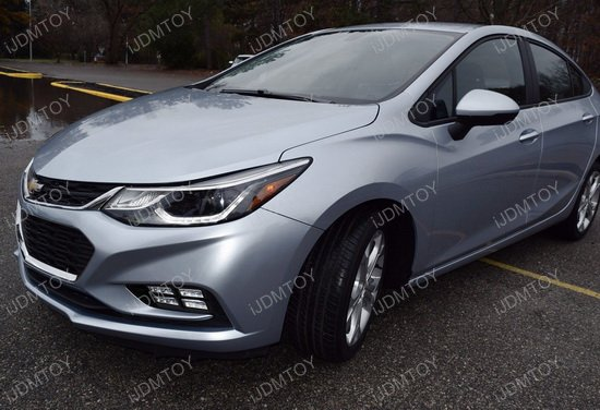 2017 Up Chevrolet Cruze Direct Fit Led Daytime Running