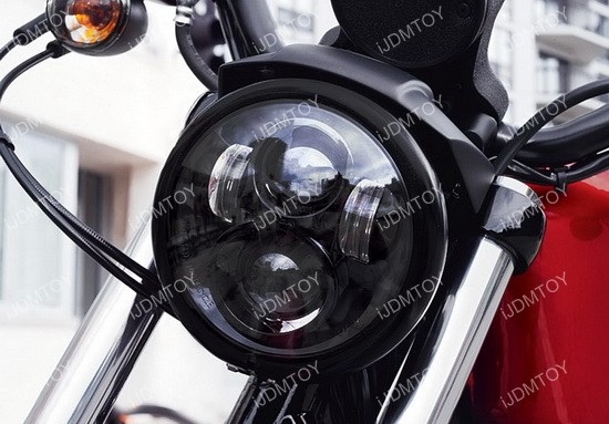"7"" LED headlights for Bike Motorcycle"